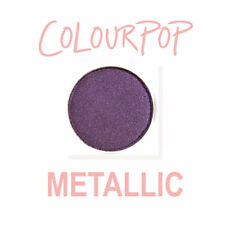 ColourPop Pressed Powder Eye Shadow Pan - CROWN JEWEL - metallic vibrant purple