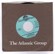 ADDRISI BROTHERS  (As Long As The Music Keeps.) Scotti Brothers 506 = PROMO COPY