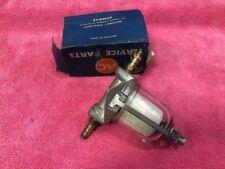 England  Europe America Vintage Cars Glass Bowl gasoline strainer fuel filter
