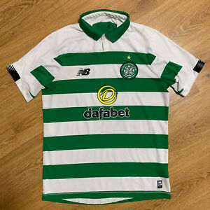 Celtic 2019/2020 Home Football Shirt Jersey Size L