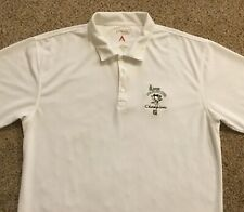 NEW Pittsburgh Penguins Stanley Cup Championship Polo Shirt Size Large 2009 READ