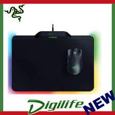 Razer Mamba Mouse + Firefly HyperFlux Wireless Power Mouse Pad RZ83-02480100-B3