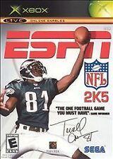 ESPN NFL 2K5 (Microsoft Xbox, 2004)