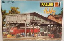 MINT SHRINK WRAPPED FALLER 131279 HO KIT - COVERED FOOTBRIDGE WITH WINDOWS