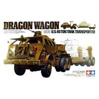Tamiya 35230 Dragon Wagon U.S. 40 Ton Tank Transporter 1/35