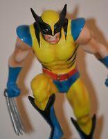 "11"" Bowen Designs Wolverine Full Size Yellow Version Classic Statue 135/3000"