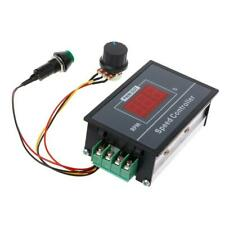 PWM DC Motor Speed Controller 0-100 Digital Display Stepless Speed Regulation