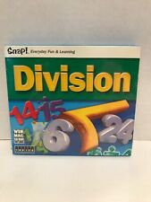 Snap! Division CD-ROM Software
