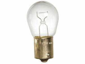 For 1985 Volvo 745 Back Up Light Bulb 93665YB Bulb (Clear)