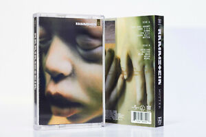 Rammstein - Mutter (2001) - [SlipCase] audio cassette tape