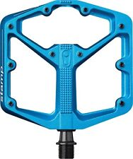 Crank Brothers Stamp 3 Large Bicycle Bike Pedals Blue