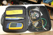 More details for fluke networks microscanner2 cable verifier & intellitone pro 200 probe