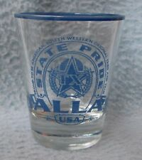 State Pride Dallas Texas Souvenir Shot Glass