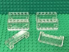 Lego New City Truck Vehicle Trans-clear 2x6x2 Windscreen Windshield X6 Pieces