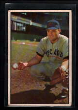 1953 BOWMAN COLOR #7 HARRY CHITI VG-EX F831