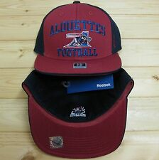 Alouettes Montreal Football LCF Fitmax original Hat Cap (choice colors & sizes)