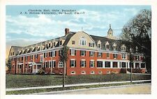 A85/ Deland Florida Fl Postcard c1915 J.B. Stetson University Girls Dorm