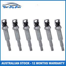 6 x Ignition Coils for BMW 523i 525i 528i 530i 740i 6 Cylinder 2.5L 3.0L Engine