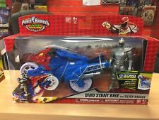 Power Rangers Dino Charge Dino Cycle & Graphite Ranger Zord Builder