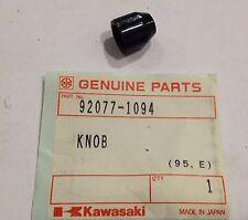 Pomello strumenti - Trip Meter Reset Knob - Kawasaki NOS 92077-1094