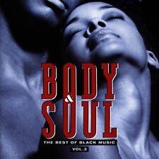Body & Soul 3 (1995) M-People, Rozalla, Barry White, Babyface, Tevin Ca.. [2 CD]