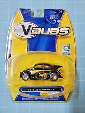 Jada Toys 1/64 VDubs '59 Volkswagen Beetle Black Meguires