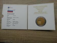 KMS Slowenien 2019 BU : 8,88 euro in Offiziellen Originalblister Lieferbar