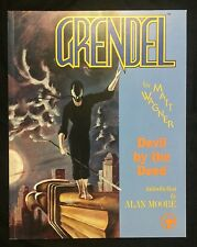Grendel : Devil by the Deed by Matthew Wagner - 2nd Printing (1986, Softcover)