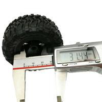 4pcs Upgrade Track Räder Ersatzteile für 1/16 WPL B14 C24 Militär LKW RC Auto DE