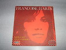 FRANCOISE HARDY 45 TOURS FRANCE A QUOI CA SERT