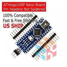 USB CH340G Nano V3.0 16M 5V ATmega328P Micro-Controller Board For Arduino