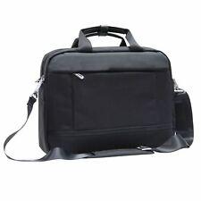 """Elegant 15.6"""" Notebook Widescreen Laptop Polyester Bag Carry Case Shoulder Strap"""