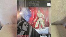 Disney Star Wars The Black Series Rey (Starkiller Base)  Figure - New  (G 56)