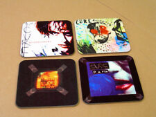 The Cure Album Cover Coaster Set