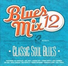 Blues Mix, Vol. 12: Classic Soul Blues by Various Artists (CD, Oct-2013, Ecko...