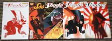Dynamite The Shadow # 5 COMPLETE 4 COVER BASE COVER SET PLUS 1:25 VARIANT