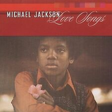 Michael Jackson, Love Songs, Excellent Original recording remastered