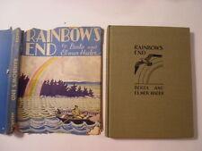Rainbow's End, Bert and Elmer Hader, DJ, 1946