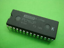2pcs PCM63 PCM63P PCM63P-K DAC Audio IC Chip  AR