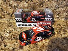 2020 Austin Dillon #3 Dow 1/64 Diecast