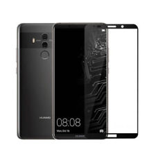 Genuine Tempered Glass Screen Protector Full For Huawei Mate 10 Pro - Black