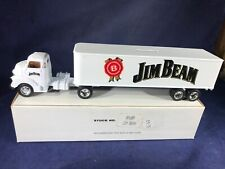 T2-29 ERTL 1:64 SCALE COLLECTABLE TRUCK BANK - JIM BEAM WHISKEY