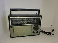 Vintage Realistic DX-66 AIR/SW Monitor Short Wave AM/FM Portable Radio 6 Band