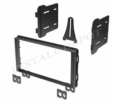 2001-2006 FORD LINCOLN MERCURY DOUBLE DIN CAR STEREO DASH KIT CD PLAYER INSTALL