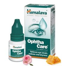Himalaya Herbal OphthaCare Eye Drops 10 ml Ayurveda Ayurvedic Herbal Product