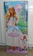NEW Mattel My Size Barbie Odette Swan Lake Doll Large 3 feet Outfit Wings 2003