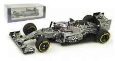 Spark S4620 Red Bull RB11 Test Car 2015 - Daniel Ricciardo 1/43 Scale