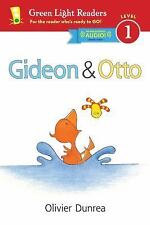 Gideon and Otto (Reader): With Read-Aloud Download (Gossie & Friends)-ExLibrary