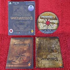 UNCHARTED 3 Drake's Deception Special Edition - PlayStation 3 PS3 ~