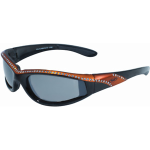 Global Vision Marilyn 11 orange Sonnenbrille Motorradbrille Bikerbrille Damen